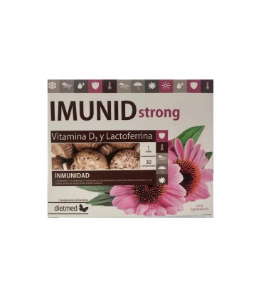 Imunid Strong Dietmed 30 comprimidos