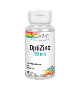 OptiZinc 30mg Solaray
