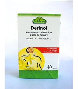 Denirol 40 capsulas