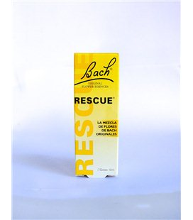 Basch Rescue - Flores de Bach Rescate