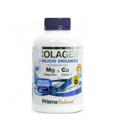 Colagen + silicio orgánico 180