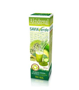 Aktidrenal  savia verde 500 ml
