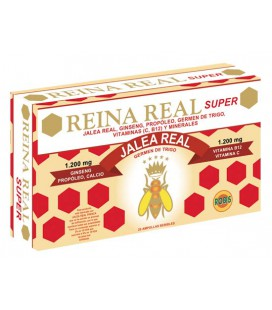 Jalea Reina Real Super 20 ampollas