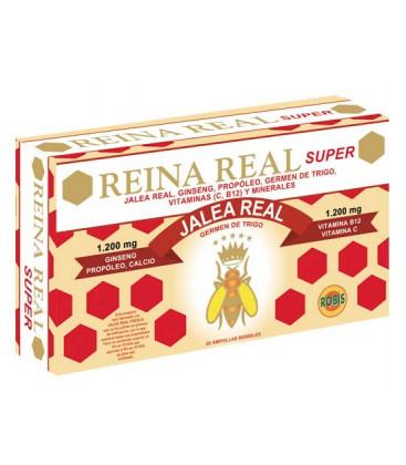 Jalea Reina Real Super 20 ampollas