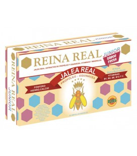 Jalea Reina Real Junior 20 ampollas