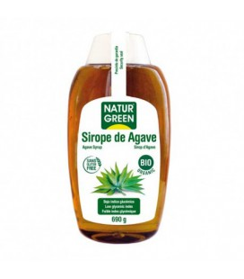 Sirope de Agave 500ml.