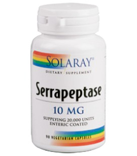 Serrapeptasa 10 mg