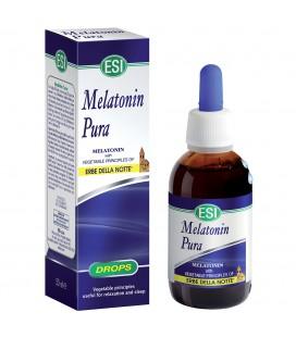 Melatonina pura 1,9mg con Erbe della notte
