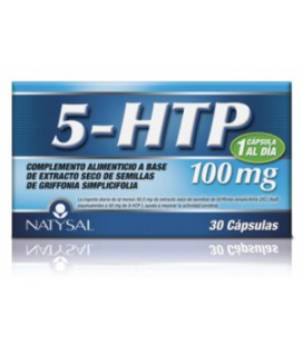 5-HTP 100 mg.