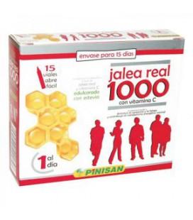 Jalea real 1000 con stevia