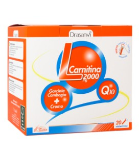 L-Carnitina + Garcinia Cambogia +Cromo