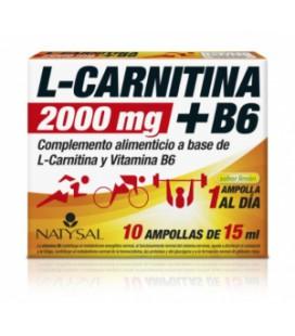 L-Carnitina 2.000 +B6