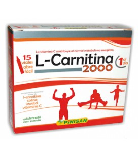 L-Carnitina 2.000 mg