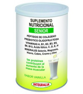 Suplemento nutricional senior integralia
