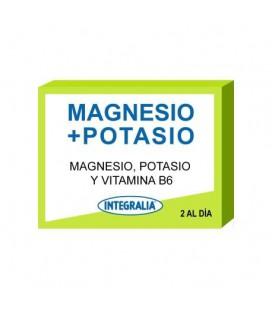 Magnesio + Potasio Integralia