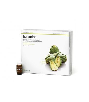 Herboder 20 viales bebibles