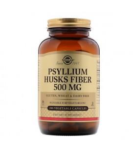 Fibra de cáscaras de Psyllium 500 mg
