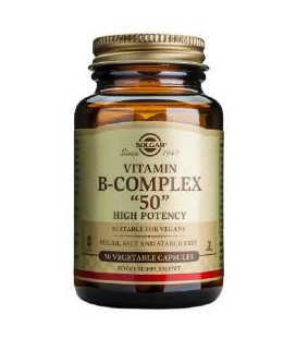 Vitamina B-Complex 50 Solgar