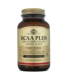 BCAA Plus Solgar