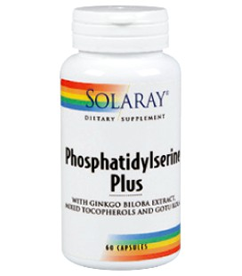 Phosphatidylserine Plus Solaray