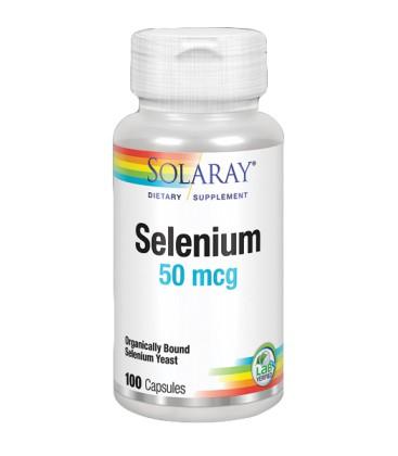 Selenium 100capsulas