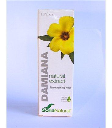 DAMIANA - Soria Natural