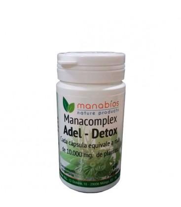 ManaComplex  Adel-Detox 60 cápsulas Manabios