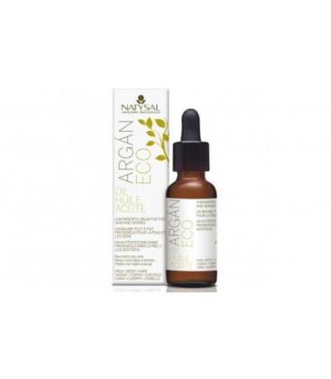 Aceite de Argán eco Natysal 30 ml