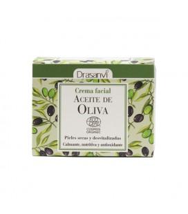 Crema facial de Aceite de Oliva BIO Drasanvi
