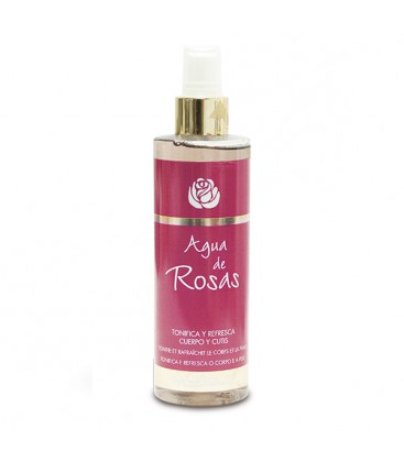 Agua de Rosas 250 ml Prisma Natural