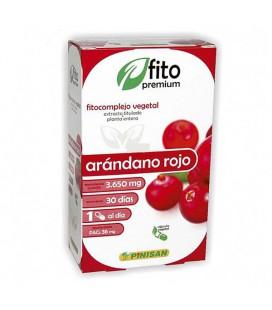 Fito Premium Arándano Rojo 30 cápsulas Pinisan