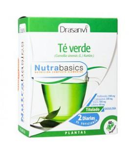 Té verde Nutrabasics
