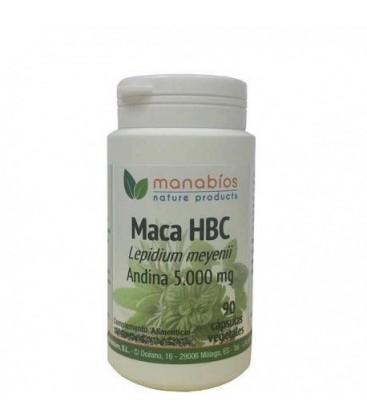 Maca HBC 5.000 mg