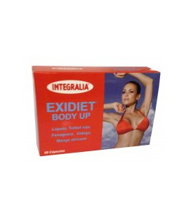 Exidiet Body Up 60 cápsulas