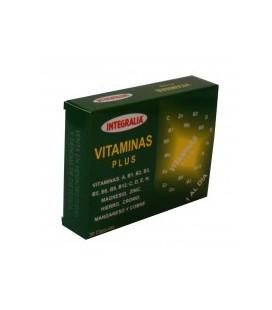 Vitaminas Plus 30 cápsulas