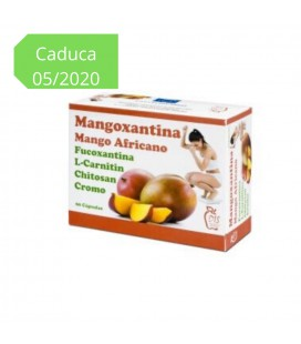 Mangoxantina 60 cápsulas Dis