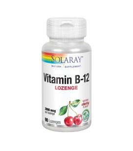 Vitamina B-12 2000mcg Solaray