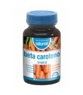 Beta caroteno Naturmil 60 perlas