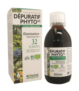 Dépuratif Phyto 32