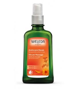 Aceite para masaje con árnica